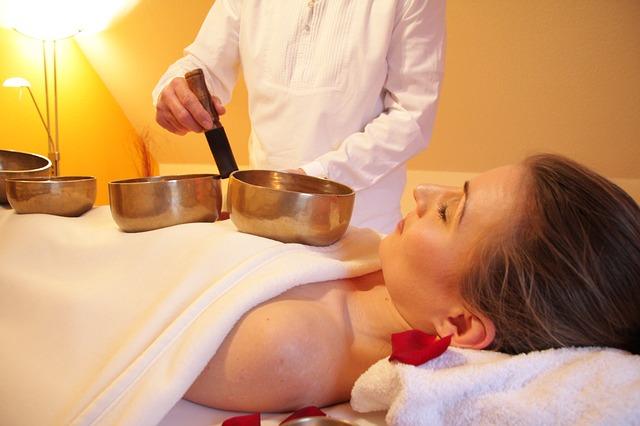 masáž s mističkami