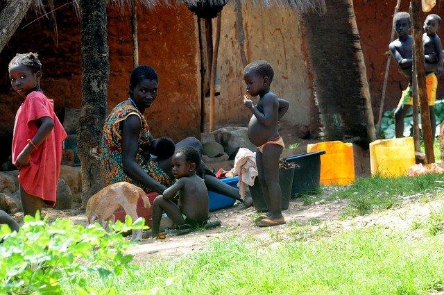 malý afričani