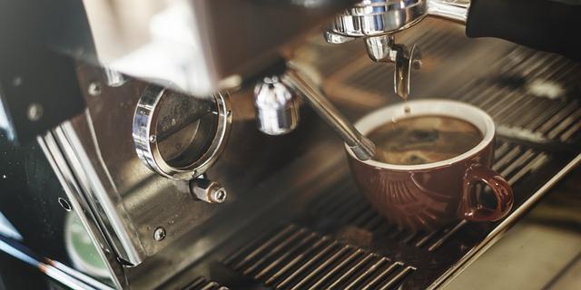káva v kávovaru