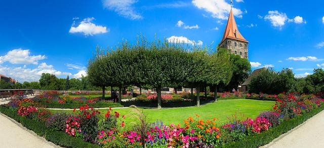 park u kostela