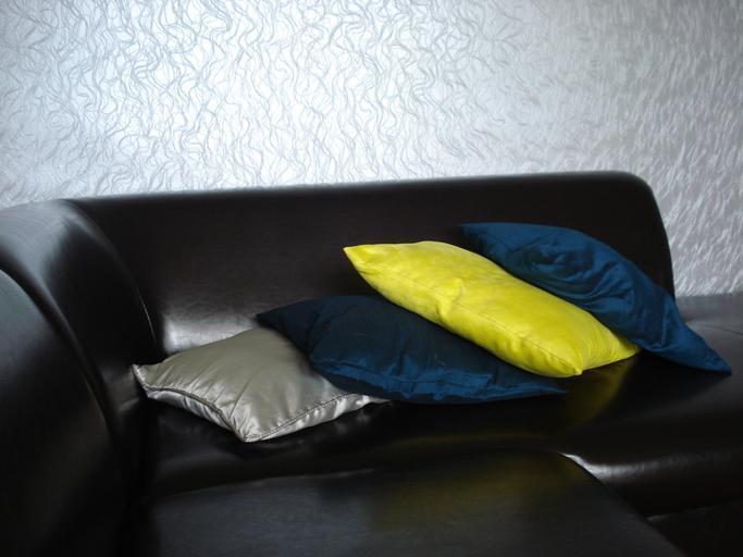 kožená sedací souprava